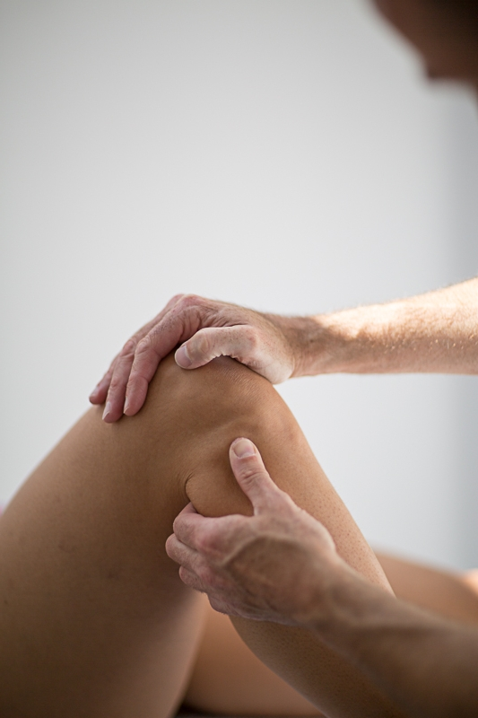 Pavilion Osteopathy - Knee assessment