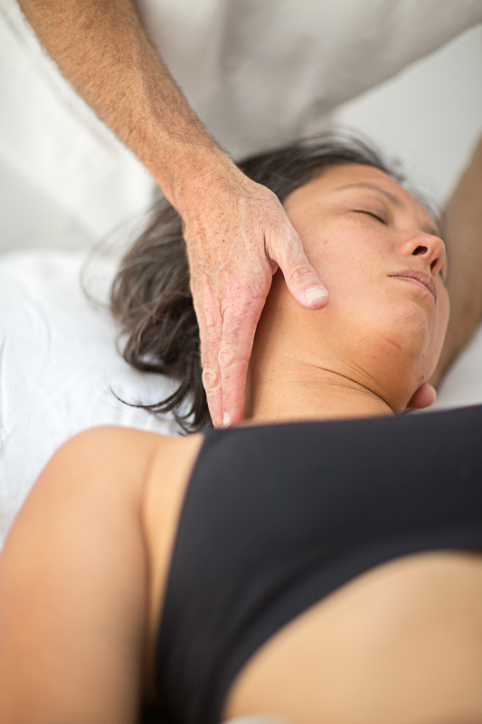 Pavilion Osteopathy - Neck assessment
