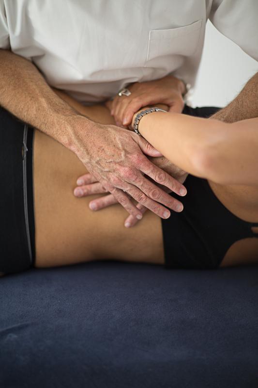 Pavilion Osteopathy - Lumbar spine