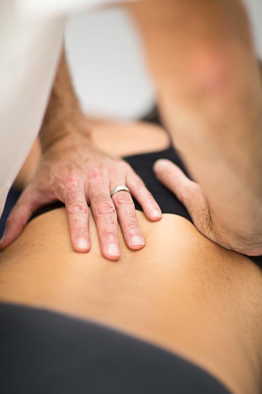 Pavilion Osteopathy - Dorsal springing technique