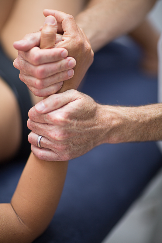 Pavilion Osteopathy - Wrist articulation